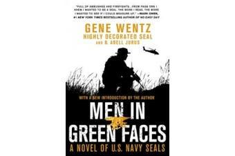 Men in Green Faces