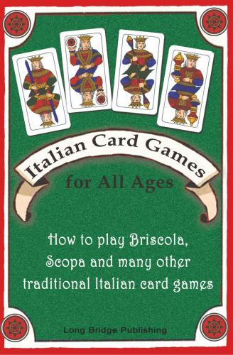 Scopa Traditional Italian Card Game