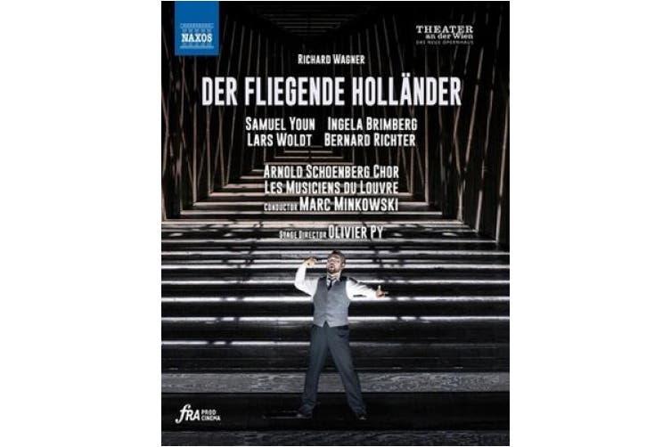 Der fliegende Holländer [Blu-ray] [Blu-ray]