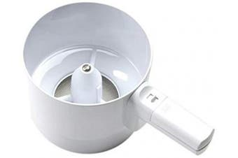 (1, white) - Battery Operated Flour Sifter
