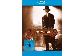Heaven's Gate - Director's Cut (Blu-Ray)