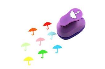 (Umbrella) - CADY Crafts Punch 2.5 cm paper punches paper flower (Umbrella)