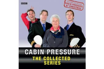 Cabin Pressure: The Collected Series 1-3 [Audio]