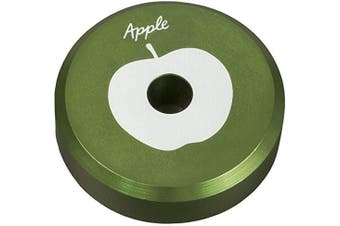 (The Beatles Apple) - Crosley CR9100A-AP Aluminium 45 Adapter, The Beatles Apple