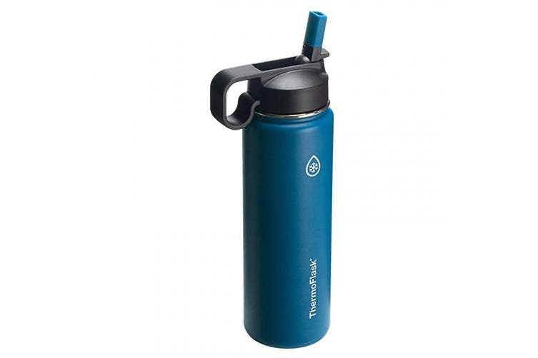 (710ml, Cobalt) - Thermoflask 50054 Double Stainless Steel Insulated Water Bottle, 710ml, Cobalt