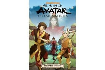 Avatar: The Last Airbender: Part 1: Avatar: The Last Airbender# The Search Part 1 Search