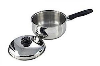 (20cm) - Stainless Steel Collection Stainless Steel Sauce Pan, 20 Cm