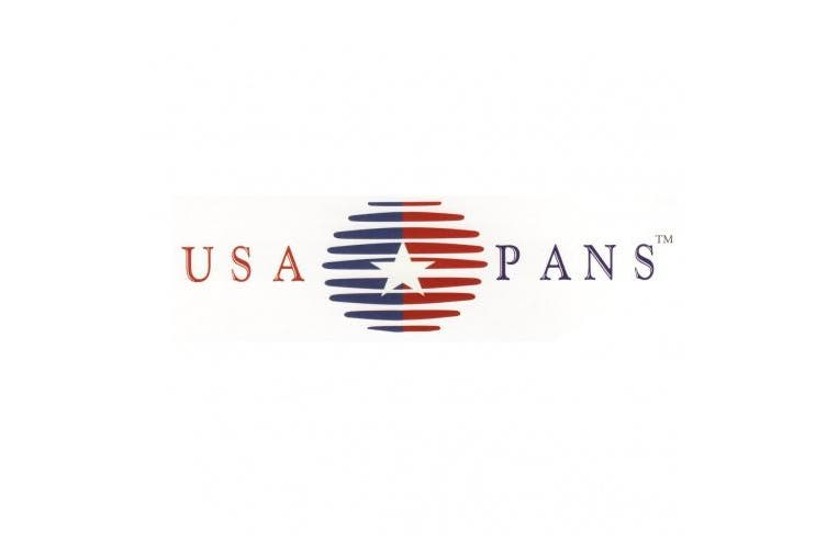 (23cm ) - USA Pans 22.9cm Nonstick Aluminized Steel Pie Pan