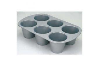 (8.3cm  by 7.6cm ) - Wilton Giant Cupcake Tin, Jumbo Muffin and Cupcake Tin