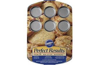 (TOPS) - Wilton Perfect Results 12 Cavity Muffin Top