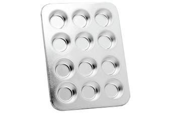 (12 Cup) - Norpro 12 Cup Tin Mini Muffin Pan