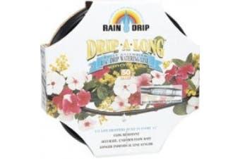 (1) - Rain Drip R283DT 15.24m 0.6cm Brown Soaker