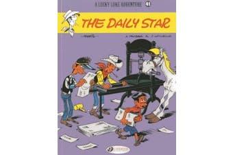 Lucky Luke: v. 41: Daily Star