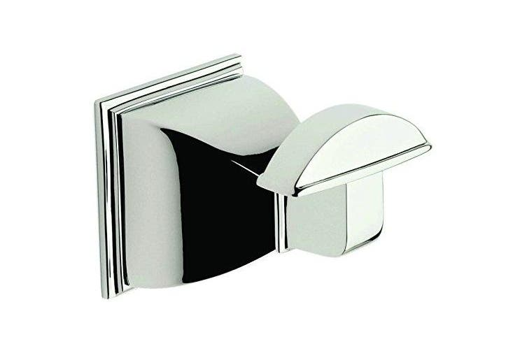 (Satin Nickel) - Motiv M1810 Robe Hook M1810/SN Satin Nickel