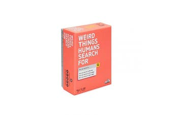 Big Potato Weird Things Humans Search For Travel Edition: A Party Game about Google's Strange Side