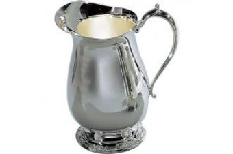 Elegance Silver 89803 Romantica Collection Silver Plated Water Pitcher, 1890ml