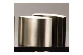 American Metalcraft SPDX11 120ml Stainless Steel Salt & Pepper Shakers