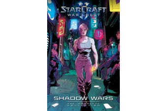 Starcraft: Warchest - Shadow Wars: The Complete Comic Collection