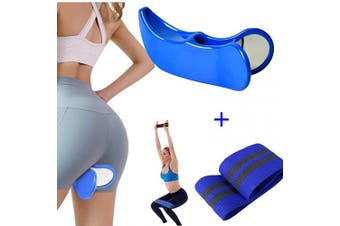 FIVE BEE Premium Super Kegel and Resistance Bands for Legs and Butt - Pelvic Floor Muscle and Inner Thigh Exerciser