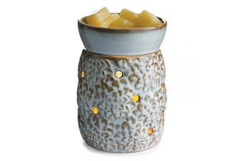 (Succulent) - CANDLE WARMERS ETC. Illumination Fragrance Warmer- Light-Up Warmer for Warming Scented Candle Wax Melts and Tarts or Essential Oils to Freshen Room, Succulent