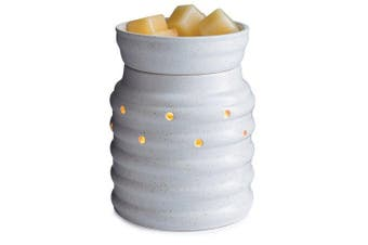 (Farmhouse) - CANDLE WARMERS ETC. Illumination Fragrance Warmer- Light-Up Warmer for Warming Scented Candle Wax Melts and Tarts or Essential Oils to Freshen Room, Farmhouse