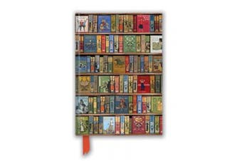 Bodleian Libraries: High Jinks Bookshelves (Foiled Blank Journal) (Flame Tree Blank Notebooks)