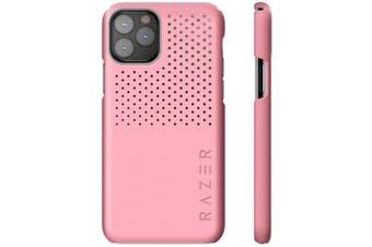 (iPhone XR, Arctech Slim, Quartz Pink) - Razer Arctech Slim for iPhone XR Case: Thermaphene & Venting Performance Cooling - Wireless Charging Compatible - Quartz Pink