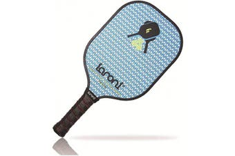 (PP550) - ianoni Pickleball Paddle Pickleball Racket Graphite with Composite Face & Polymer Honeycomb Core Lightweight Premium Grip Pickle Ball Paddles Racquet with Cover