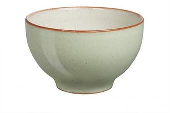 (Small Bowl) - Denby USA Heritage Orchard Small Bowl, Multicolor