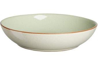 (Pasta Bowl) - Denby Heritage Orchard Pasta Bowl, Green