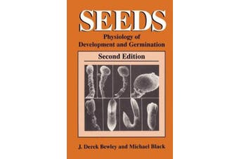 Seeds: Physiology of Development and Germination