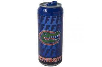 (University of Florida Can, Blue/Orange) - Cool Gear University of Florida Can, 470ml, Blue/Orange