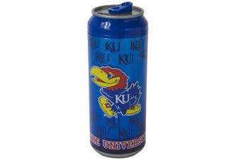 (University of Kansas Can, Blue) - Cool Gear University of Kansas Can, 470ml, Blue