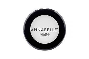 (Snowflake) - Annabelle Matte Single Eyeshadow, Snowflake, 0ml