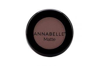 (Storm) - Annabelle Matte Single Eyeshadow, Storm, 0ml