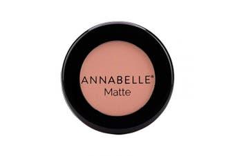 (Salmon) - Annabelle Matte Single Eyeshadow, Salmon, 0ml