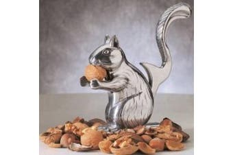 RSVP International Nuts Metal Squirrel Nut Cracker