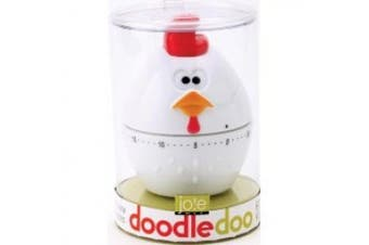 (DoodleDoo Timer) - Joie Rooster Mechanical Timer (Packaging may vary)