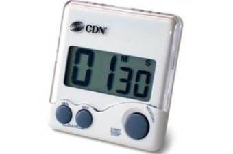 CDN TM7-W Loud Alarm Kitchen Timer
