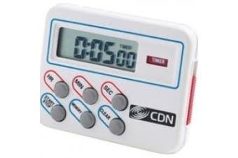 (1) - CDN TM8 Multi Task Digital Timer and Clock-Loud and Long Alarm