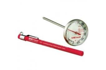 Grill Friends 60540 Glow in The Dark Instant Read Thermometer 5.1cm