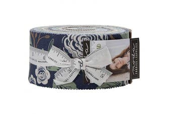Harvest Road Jelly Roll 40 6.4cm Strips by Lella Boutique for Moda Fabrics