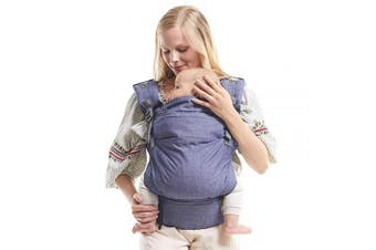 (Chambray) - Boba X Baby Carrier (Chambray)