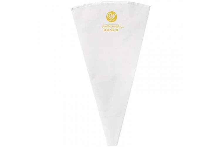 (36cm ) - Featherweight Decorating Piping Bag, Reusable, 35cm (14in)