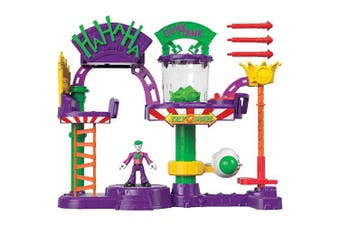 Fisher-Price GBL26 Imaginext DC Super Friends The Joker Laff Factory