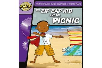 Rapid Phonics Step 1: The Zip Zap Kid and the Picnic (Fiction) (Rapid Phonics)