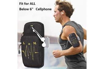 Running Armband for iPhoneX,Armband Phone Holder Holder with Key Holder for Exercise
