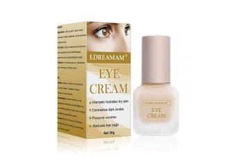 Eye Cream,Eye Gel,Anti-Ageing Eye Cream - Minimises Fine Lines, Reduces Puffiness & Dark Circles, Anti Ageing Skin Nourishes Skin & Fights Wrinkles Night and Day Moisturising Cream