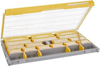 Edge Master Terminal Tackle Storage | Premium Tackle Organisation with Rust Prevention