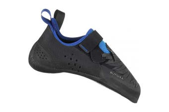 (11.5 Women/11.5 Men, Blue Narrow Fit) - Butora Narsha Climbing Shoe